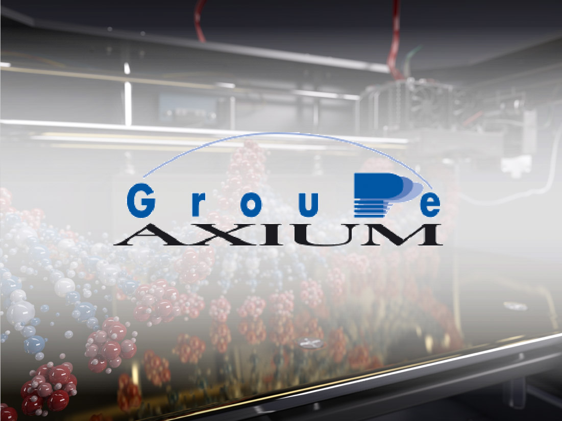 Client Groupe Axium Qubes Creative IT