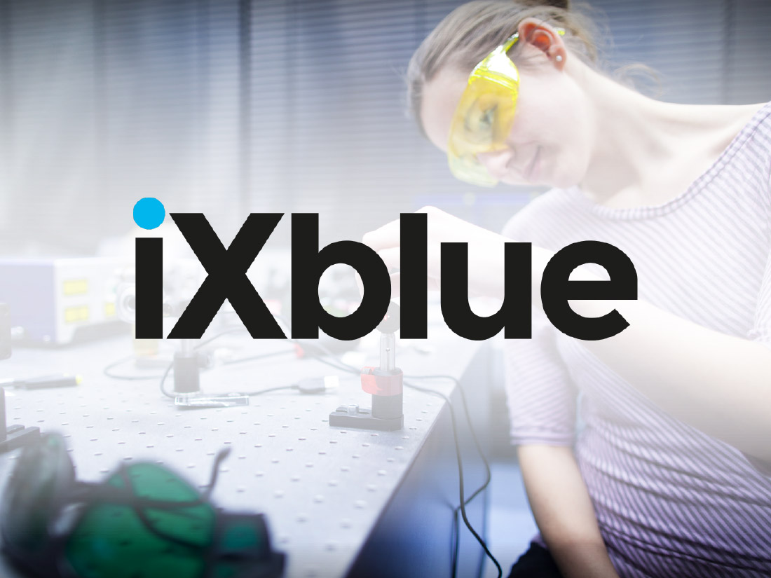 Client iXBlue Qubes Creative IT