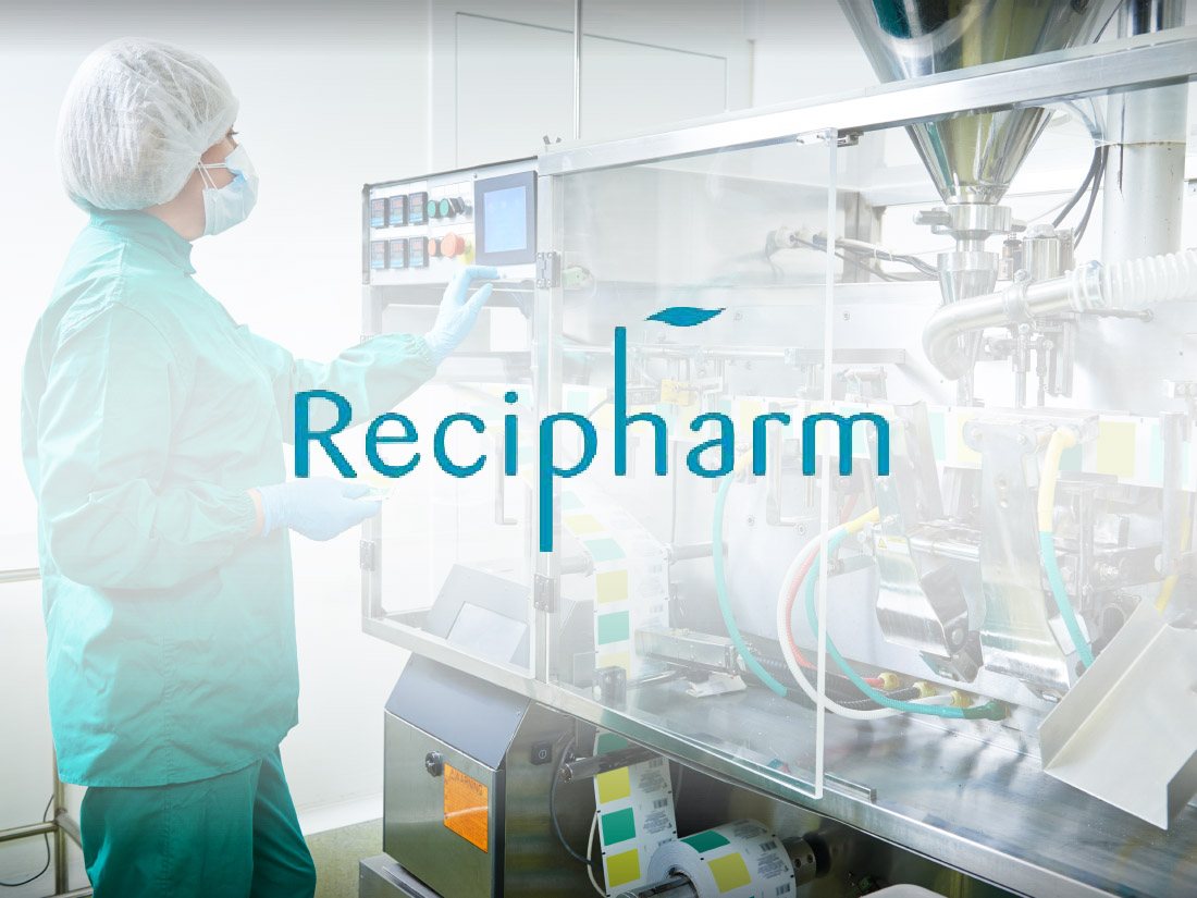 Client Recipharm Qubes Creative IT