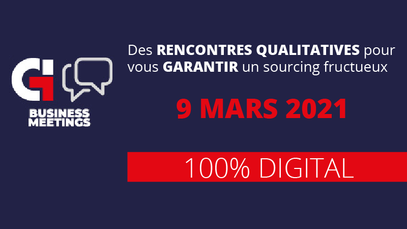 GI Business Meetings - 9 mars 2021