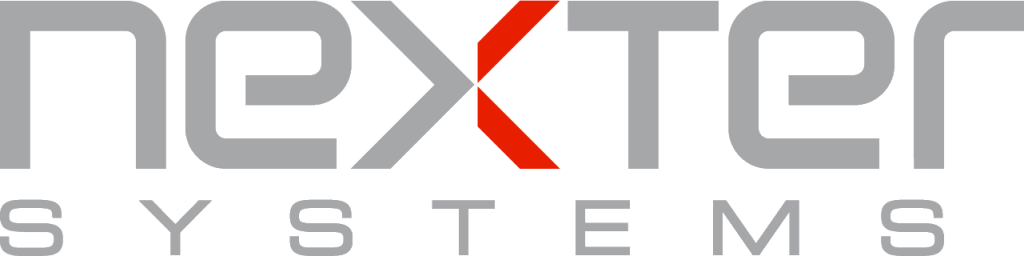 logo Nexter Systems - management visuel lean